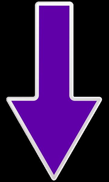 arrow_purple_down_transparent_png_clip_art_image
